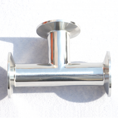 S-Line Fittings Equal Tee Basic Ordering