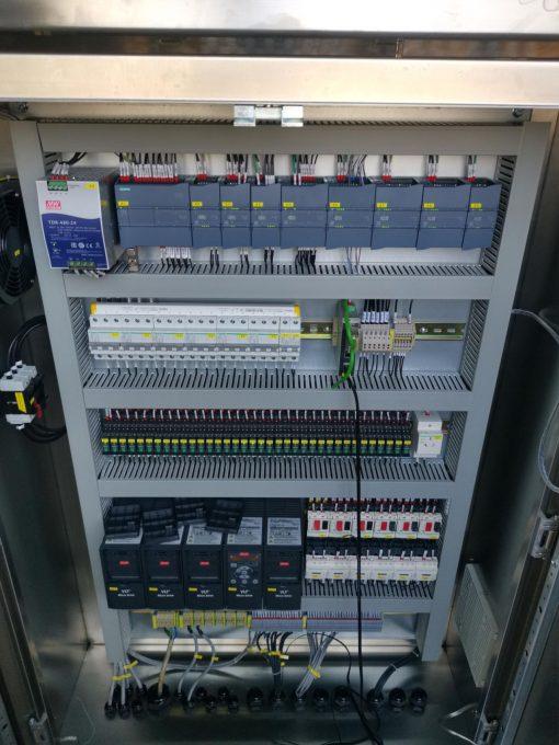 20HL 3V Control panel
