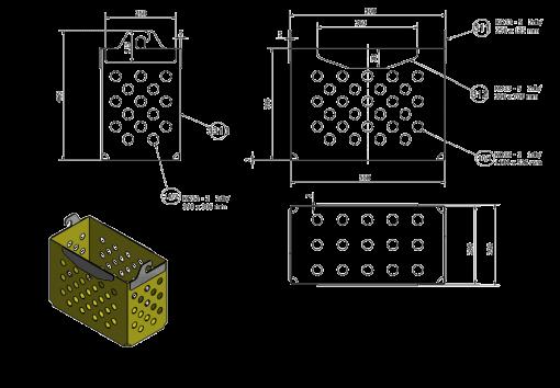 PBA-400MG-01-BATH-PASTEURIZER-BOX-DIMENSIONS